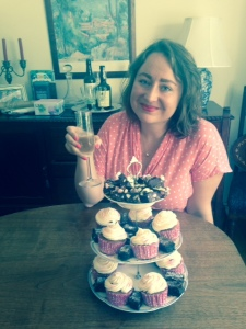 Jen and the cakes